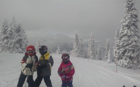 Kids at Steamboat